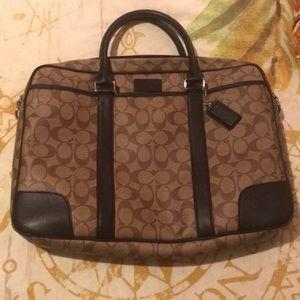 COACH Briefcase F71168